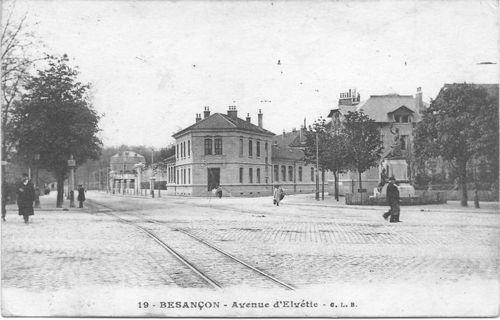 1912 Avenue de l'helvétie (Robert Ferrand)